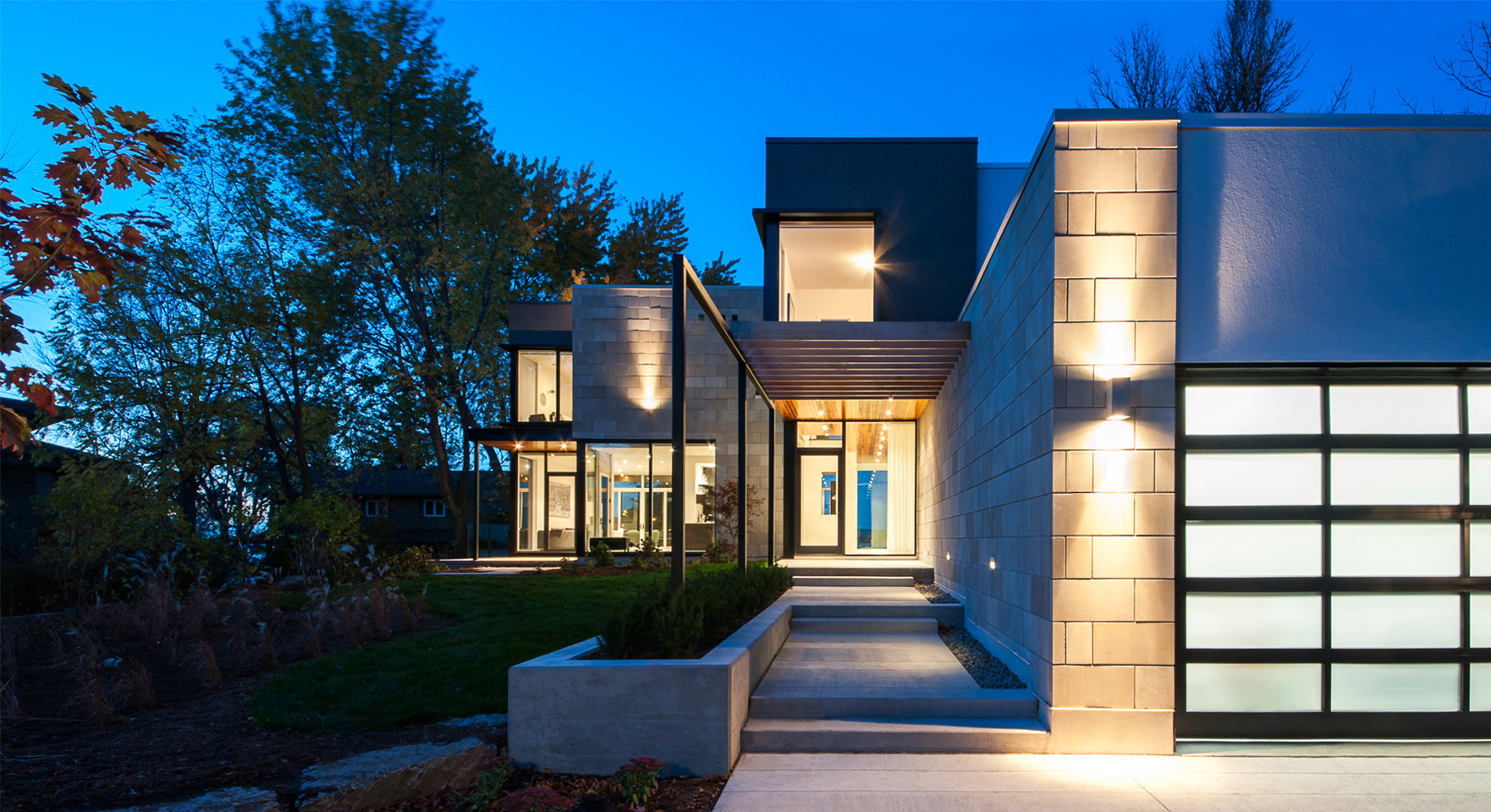 Ottawa River House Christopher Simmonds Architect